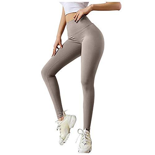 Fashion Bogengürtel Anti Cellulite Leggings Damen High Waist Lange Sporthose Sexy Booty Hip Lifting Stretch Bauchkontrolle Yogahose Bequem Push Up Jogginghose Fitnesshose Puffhose Kompressionshosen