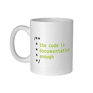 THEORIE VERSUS PRAXIS - Wenn es um das Programmieren komplexer Anwendungen und Designen anspruchsvoller Webseiten geht, haben Sie immer den Durchblick. Backups und Notizen sind da natürlich nicht notwendig. Zumindest theoretisch. MOTIVBECHER FÜR PROG...