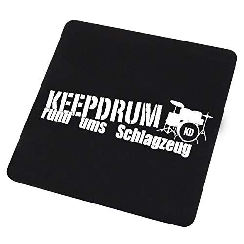 keepdrum Cajon-Pad klein Sitzpad Sitzauflage für Kinder-Cajon