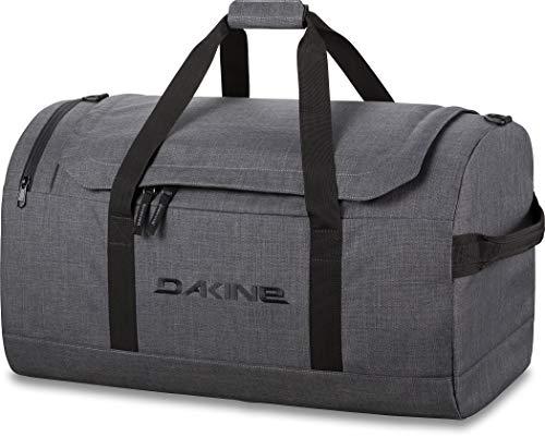 Dakine Eq Duffle, Borsa da Viaggio Sportiva Unisex Adulto, Carbon, 50 L
