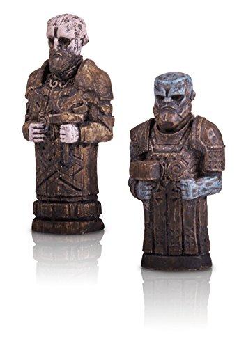 Figura de los Hermanos Huldras de God of War