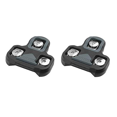 ONEHAUS Bicyce Cleat 4.5 Degree Float Compatible With Look KEO Pedals,Road Bike Cleats,Indoor & Road Cycling