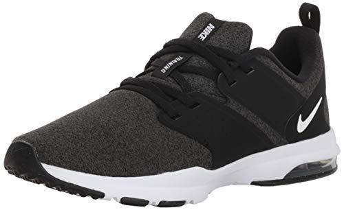 Nike Women's Air Bella Trainer Sneaker, Black/White - Anthracite, 7 Regular US