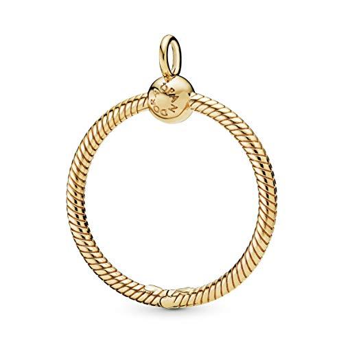 Pandora Damen-Kette_mit_Anhänger Vergoldet 368735C00 Gold