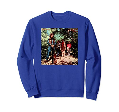 CREEDENCE CLEARWATER REVIVAL GREEN RIVER ALBUM Sweatshirt