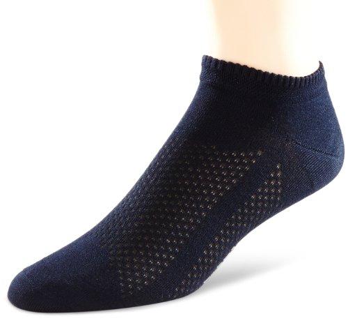 ELBEO Herren Sneakersocke 935956 / Bamboo Breathable Sneaker M, Gr. 43-46 (II), Blau (nachtblau 9756)