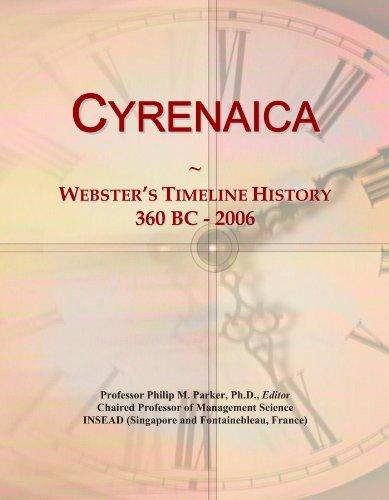 Cyrenaica: Webster