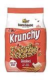 Barnhouse Krunchy Dinkel Bio -Krunchy de Alemania, 1 x 600 g
