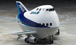 ハセガワ たまごひこーき プラモデル ANA ボーイング 747-400D 60505