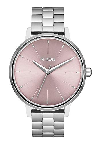 Nixon Kensington A099. 100m Water Resistant Women's Watch (37mm Watch Face. 16mm Stainless Steel Band)