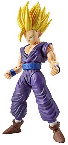 Bandai Hobby-Son Gohan Super Saiyan 2 Model Kit 14 cm Dragon Ball Z Figure-Rise Standard 83278P (BDHDB090618)