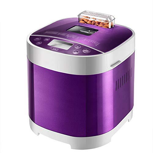 Check Out This MDEOH Programmable Breadmaker Home Bakery 2.2 Lb 22 Menu Set Stainless Steel Toaster ...