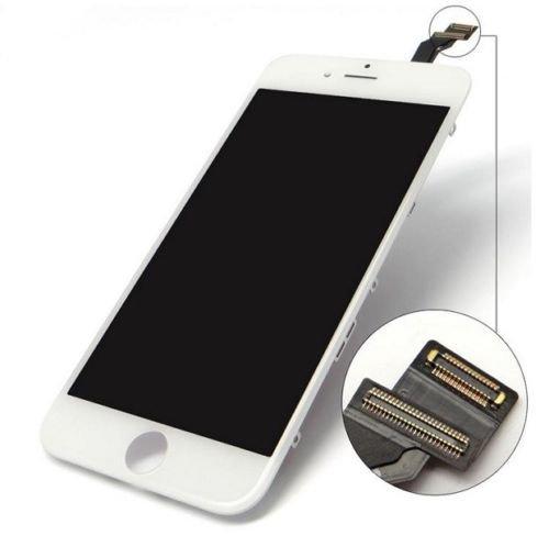 fonefunshop vervangend LCD-scherm voor iPhone 6 Plus - wit