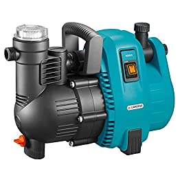 Gardena Pompe d'arrosage de Surface 4000/5 Comfort : Pompe d'arrosage avec Débit de 4 000 L/h, Filtre Intégré, Faible…