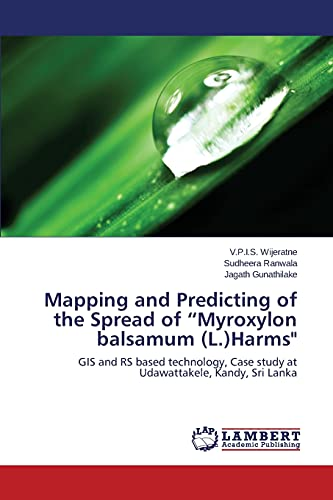 Mapping and Predicting of the Spread of