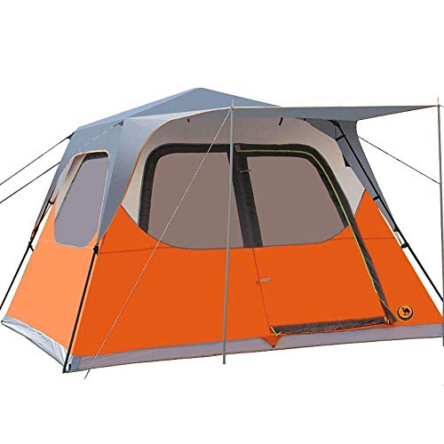 Dhmm123 Durable Camping Tent Outdoor Fully Automatic Tent,Easy Set Up-Great for Camping Tent,Hiking & Outdoor Music Festivals by 304 * 270 * 210cm,Easy to Install