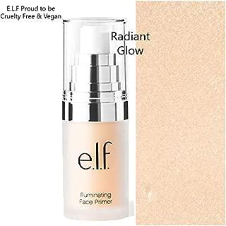 Best e.l.f illuminating face primer radiant glow Reviews