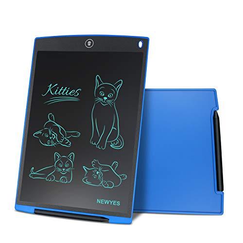 NEWYES 12 Pulgadas Tableta Gráfica, Tableta de Escritura LCD, Portátil...