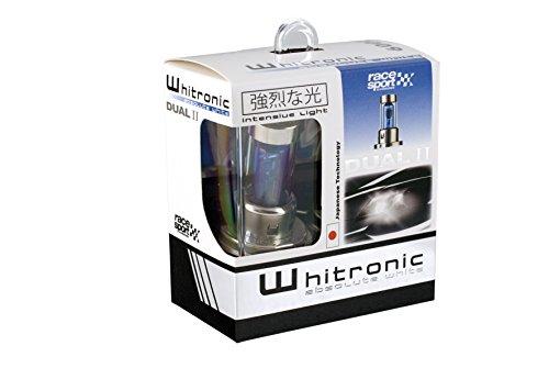 Sumex Dwxclh4 - Bombilla Xenon Type'Whitetronic' H4 6000K, 2 Piezas