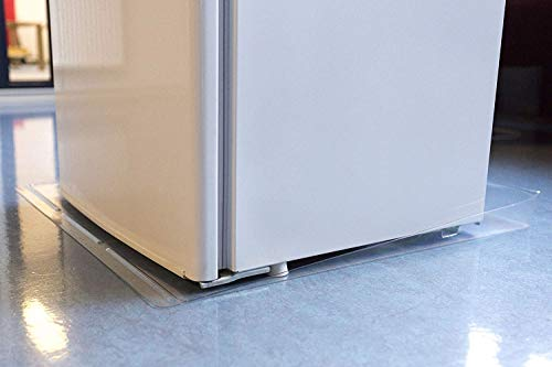 TronicXL Bodenwanne Auffangwanne für Kühlschrank Wanne 610mm x 590mm x 50mm zb kompatibel mit BSH ELECTROLUX Gorenje Haier LG Electronics Samsung Neff Severin Sharp Whirlpool Küppersbusch Smeg