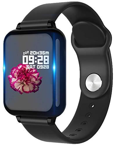 Smartwatch Fitness Tracker Android iOS Orologio Intelligente Impermeabile IP67 Activity Tracker Cardiofrequenzimetro Donna Uomo Bluetooth Smart Watch Braccialetto Sport Pedometro