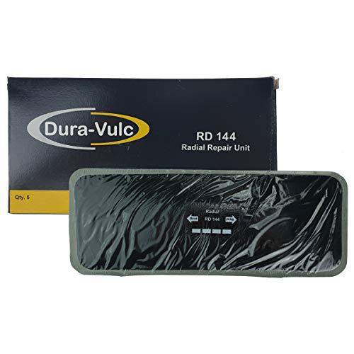 Dura-Vulc Reifen Radial Reparaturpflaster RD144 330x125 mm Vulkanisierung...