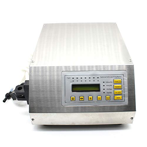 Flüssigkeit Füllmaschine - Automatisch LCD Füllmaschine , Digitale Flüssigkeitspasten Füllmaschine Flüssigkeitsfüllung Füllmaschine Digitale Steuerungsmaschine 2-3500ml