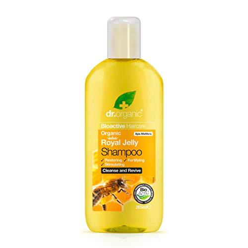 Dr Organic Champú Royal Jelly 265 ml