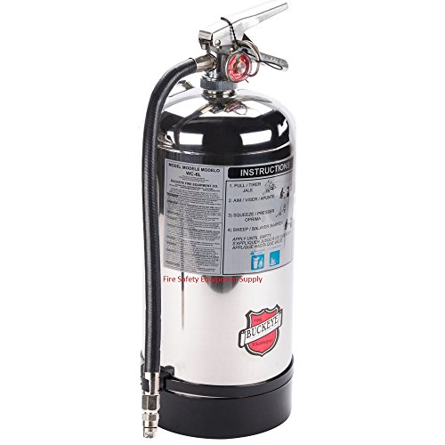 50006 Buckeye Wet Chemical 6 Liter Class K Fire Extinguisher