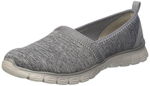 Skechers Damen Ez Flex 3.0 - Swift Motion Sneaker, Grau (Grey), 38 EU