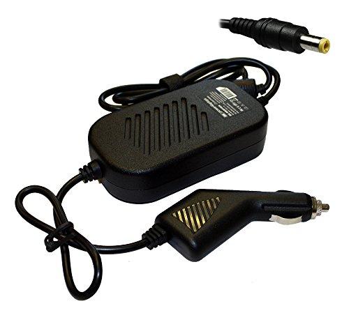 Power4Laptops Laptop KFZ Ladegerät kompatibel mit Toshiba Satellite P500-127