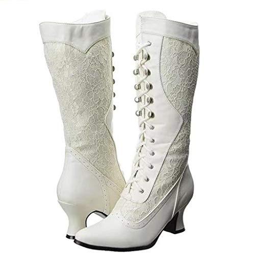 Bottes de Neige Après Ski Femmes Filles Bottines de Pluie Imperméable Fourrure Chaussures Hiver Fourrée Chaude pour Randonnée Marche Bottes Femme Bottes Femme Pas Cher Bottes Femme Cuir Bottes