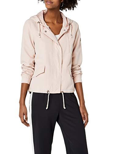 ONLY Damen Onlnew Skylar Jacket CC OTW Parka, Rosa (Cameo Rose Cameo Rose), 36 (Herstellergröße: S)
