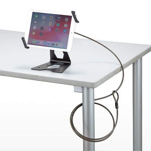 イーサプライ タブレットセキュリティ スタンド iPad アンドロイド 7.9~13インチ 防犯対策 盗難防止 EEX-SLTB01