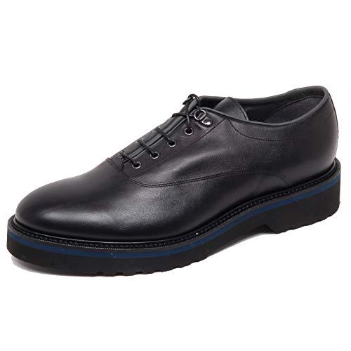 Alberto Guardiani F4306 Scarpa Classica Uomo Black Sneaker Shoe Man [43]