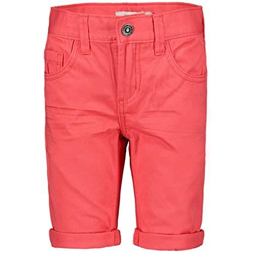 NAME IT Jungen Nkmsofus Twiisak Long Camp Shorts, Rosa (Calypso Coral), 128
