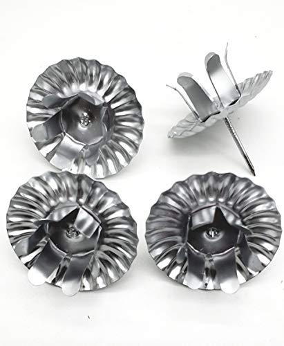 modern 12 Stück Kerzenhalter Adventskranz Silber Adventskranzkerzenstecker Baumkerzenhalter Adventskranzkerzenhaltersilber