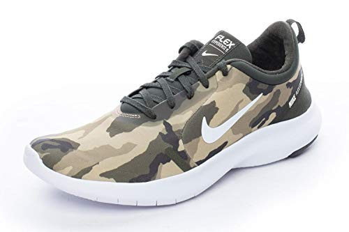 Nike Flex Experience RN 8 CAMO (BQ7159-200) Size 7.5