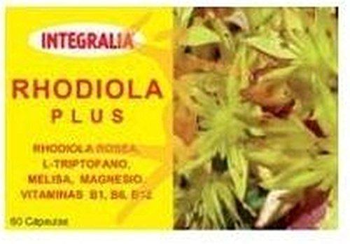 Rhodiola Plus 60 cápsulas de Integralia