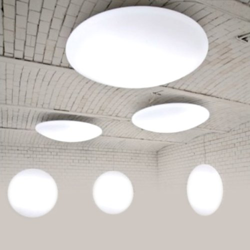 Innosol - Lampe ronde Jasmina de luminothérapie - JASMINA 435mm - 2x18W bioVital