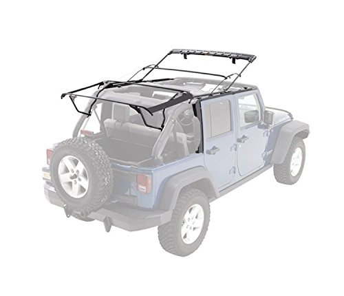 Factory cable-style bow kit for 2010-2018 Wrangler JK Unlimited