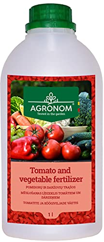 AGRONOM | TOMATO AND VEGETABLE Fertiliser | For Gardening | Plant Feed |...