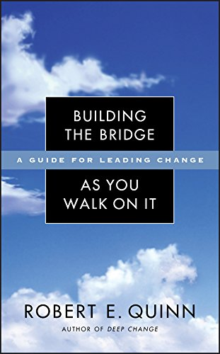 Building the Bridge As You Walk On It: A Guide for...