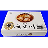 らーめん 喜多方ラ-メン はせ川 4人前(麺110g×4、ス-プ47g×4)