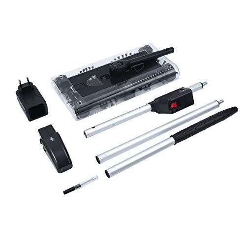 ngzhongtu Multifunktionale elektrische Haus Swivel Cordless Cleaner automatische Reinigungsmaschine schwarz einfach bedienen schwarz