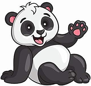 Bhai Please Panda Wooden Fridge Magnet