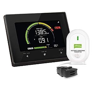 Eferfy E-Max Kit (Efergy E-Max Kit (1 CT Sensor 12mm)) - Monitor de energía
