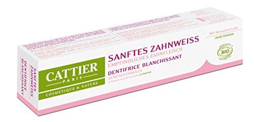 CATTIER sanftes Zahnweiss (1 x 75 ml)
