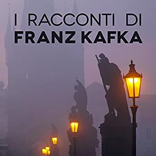 I racconti di Franz Kafka copertina