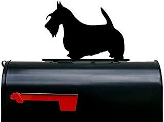 Scottish Terrier Mailbox Topper/Sign